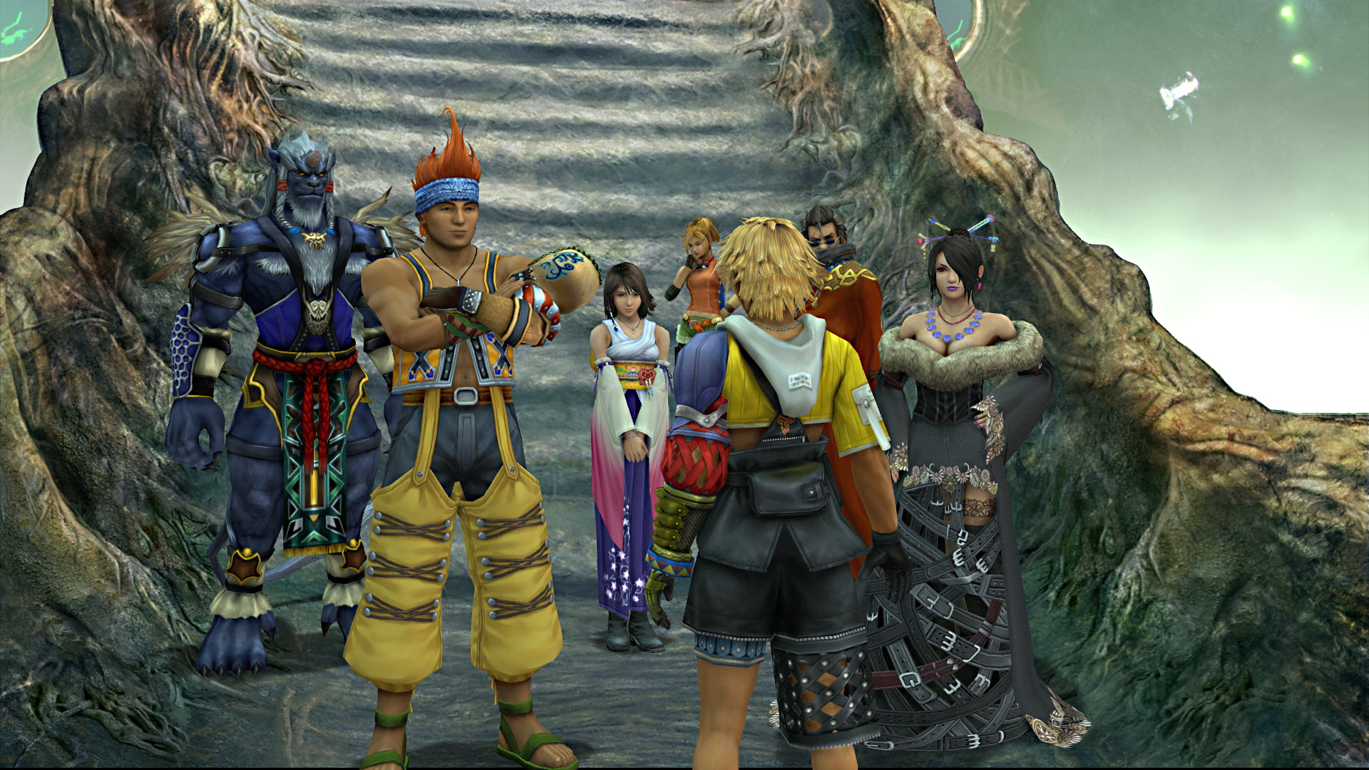 X X 2 Review Final Fantasy X X 2 Hd Remaster Pc Hardcore Gamer