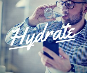 hydration constipation