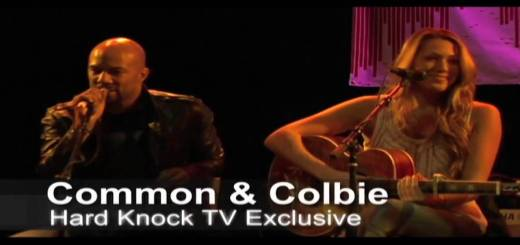 Common performs The Light with Zac Brown, Colbie Caillat and talks new album