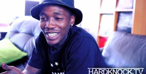 Dizzy Wright talks Wiz Khalifa, Bone Thugs, Living in Homeless Shelter, Four Agreements interview by Nick Huff Barili hard knock tv