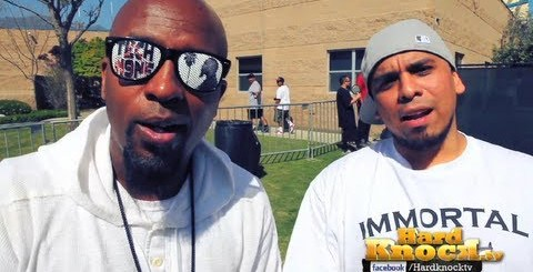 Immortal Technique and Tech N9ne talk Independent movement, technology, black + brown interview by Nick Huff Barili