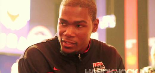 Kevin Durant talks Dougie, Jay-Z and Wale Mixtape interview by Nick Huff Barili