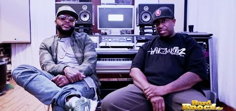 PRhyme DJ Premier, Royce da 5'9 talk New Album, Eminem, Guru Creative Process interview by Nick Huff Barili hard knock tv