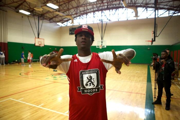 K Camp Hard Knock Hoops Adidas Jersey New Era Cap