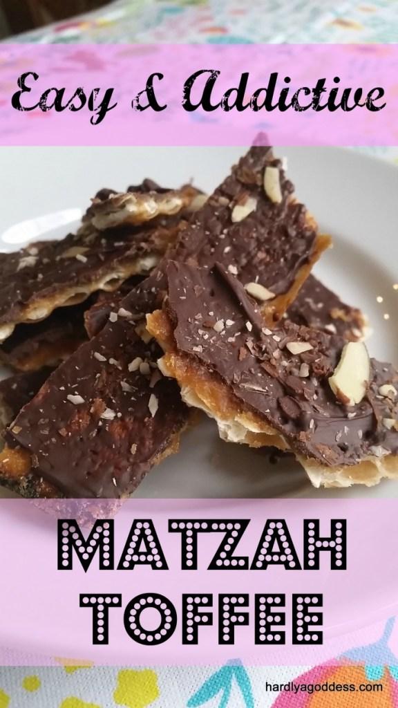 matzah toffee