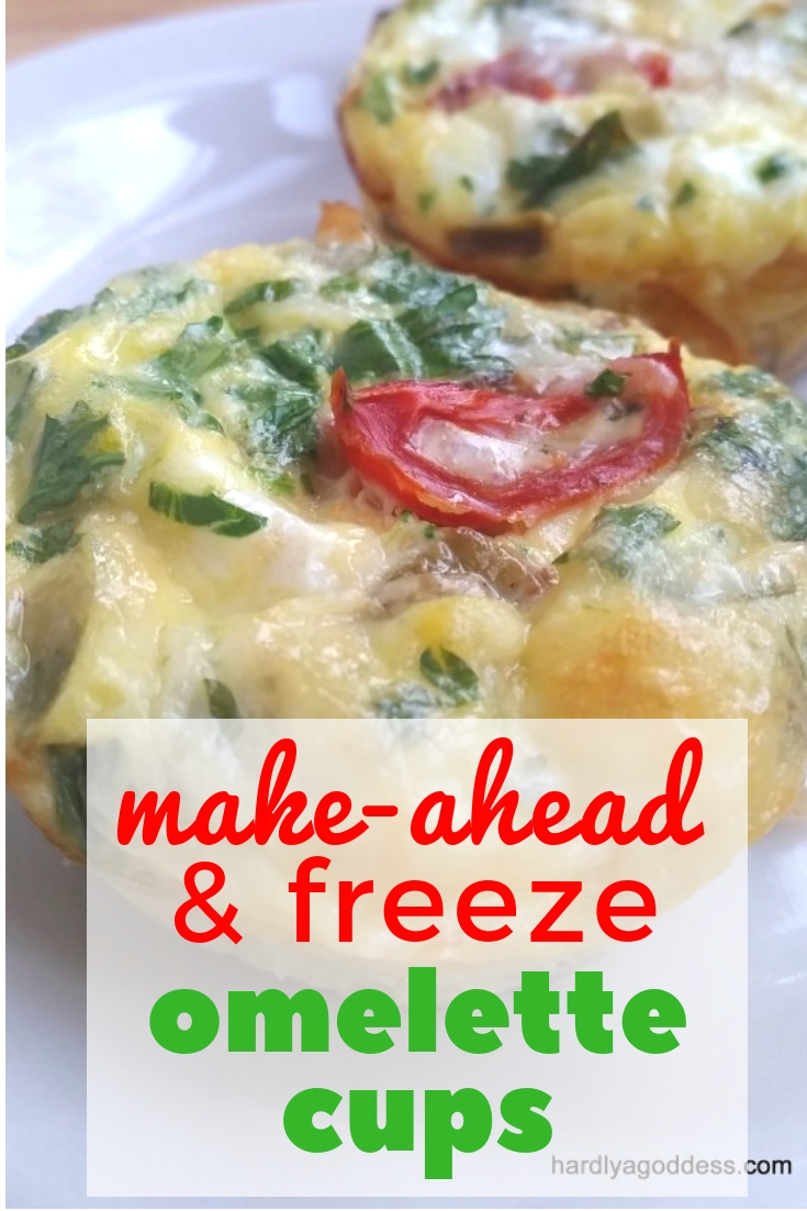 Cucina Con Sara Tacos Make Ahead Freeze Omelette Cups Sundaysupper