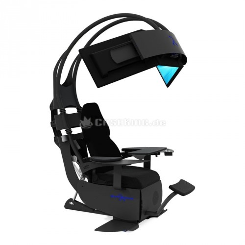 Pc Sessel Mwe Lab Emperor Chair 1510: Gaming-sessel Für 4.999 Euro