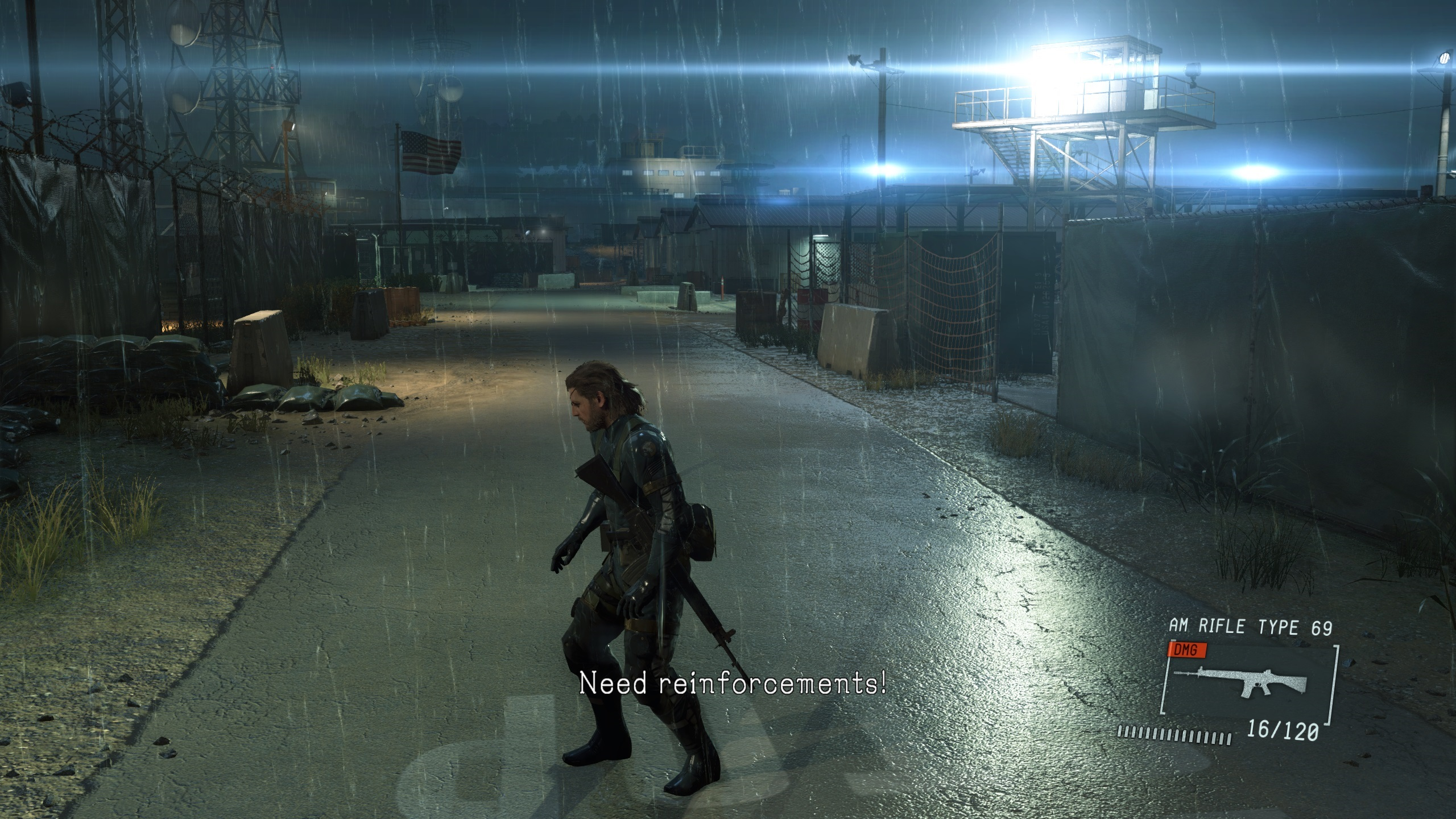 Metal Pc Metal Gear Solid V Ground Zeroes Pc Benchmark Performance