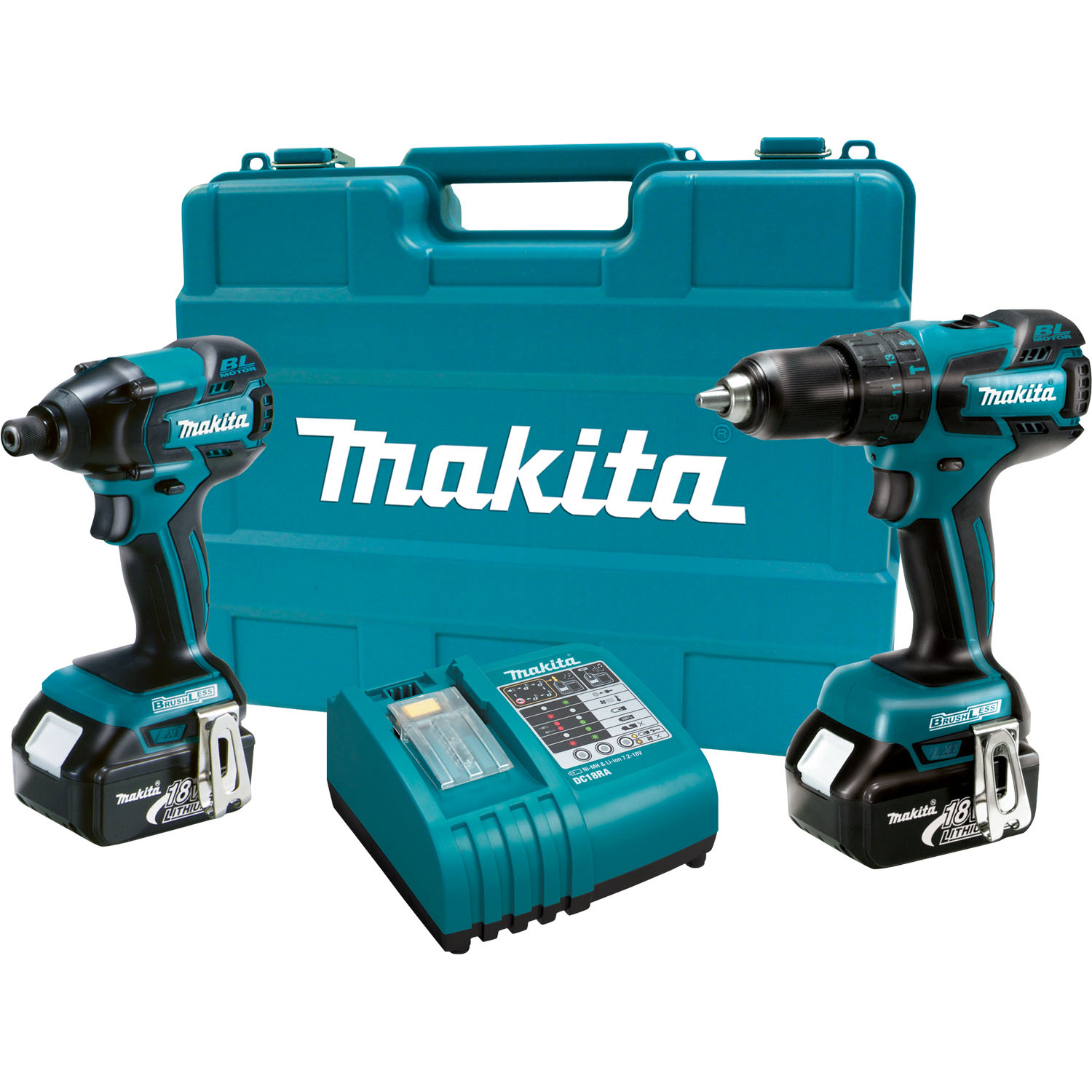 Makita Accuboor Set Makita 18v Drill Lookup Beforebuying