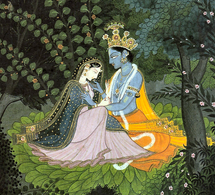 Lord Krishna With Gopis 3d Wallpaper Chant Hare Krishna And Be Happy Krishnastakam Sri Sri