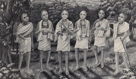 six goswamis