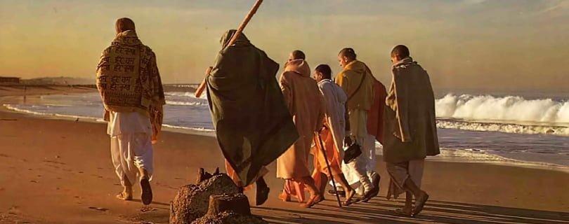 sp walk on beach