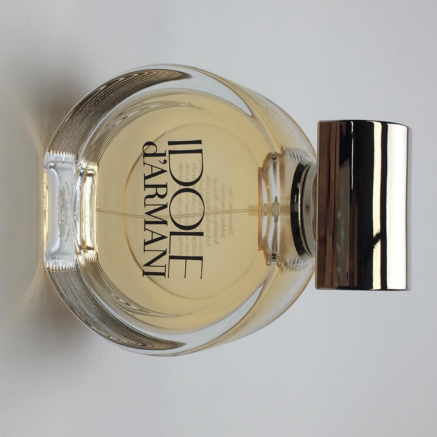 Edp Tester Idole D Armani 50ml Edp Spray Unboxed Tester By Giorgio Armani
