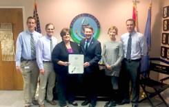 Harford County Earns Distinguished Budget Presentation Award