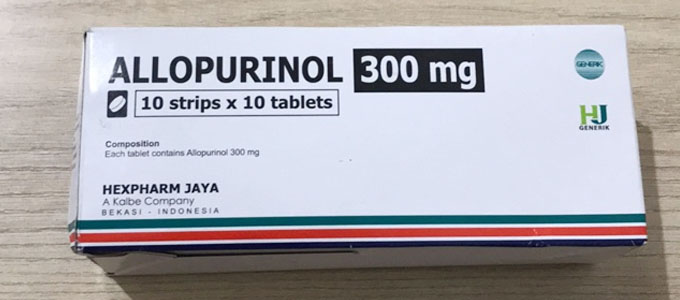 Harga Allopurinol 300 mg - shopee.co.id