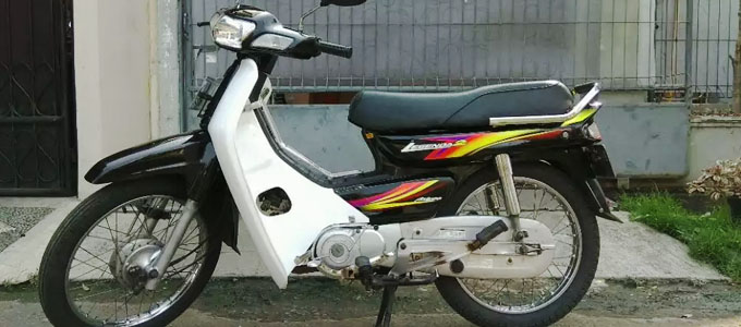 Honda Astrea Legenda 2 - www.olx.co.id