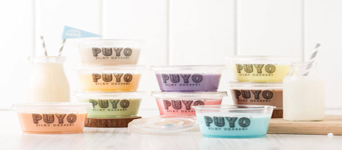 Ilustrasi: Silky Puding Puyo (credit: Facebook/Puyo Desserts)