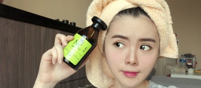 Hair Tonic NR (youtube: Pauline Wahyuni)