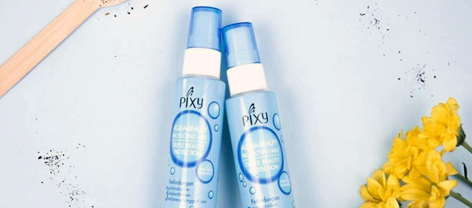 Setting Spray Pixy (sumber: idntimes)
