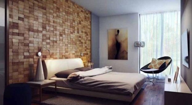 Furniture kamar yang menawan akan membuat suasana menyenangkan.