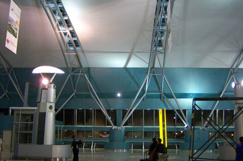 Rangka Baja Atap Terminal 3 Cengkareng – Changi – Hamburg | The Site Of