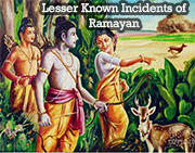 Astonoshing Facts of Ramayan