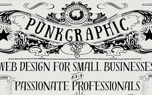 PunkGraphic Webdesigns