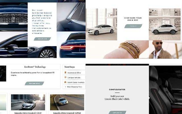 Lincoln CTA Redesign