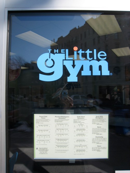 A Little Gym Comes To Harlem