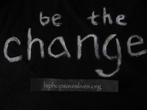 be the change1 HIP HOP SOUL JAM / Harlem Event