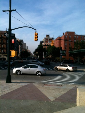 Harlem rezoning plus Frederick Douglass Boulevard equals restaurant row