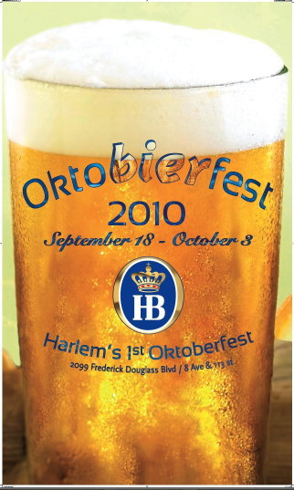 oktobierfest hofbr u Celebrate Oktoberfest in Harlem at bier international