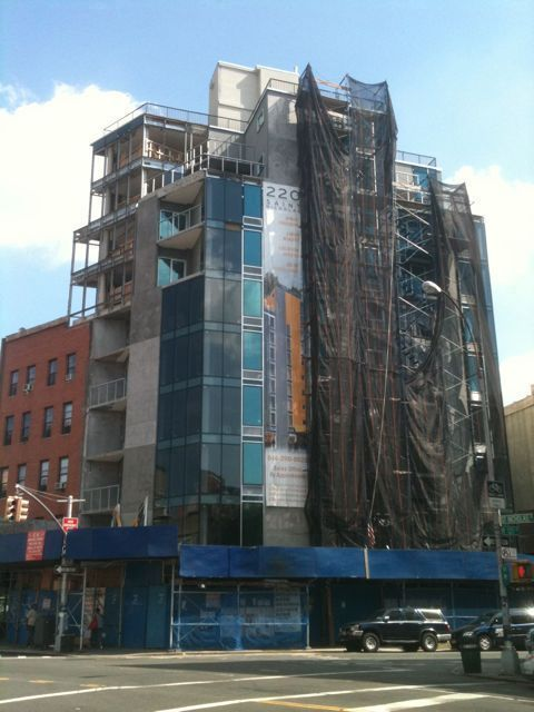 220 Saint Nicholas in Harlem looking to sell apartments in Spring 2011