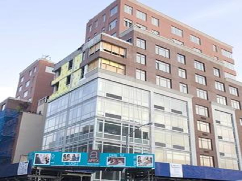 Aloft Hotel plans to offer Harlem made or themed items in cul de sac type shop