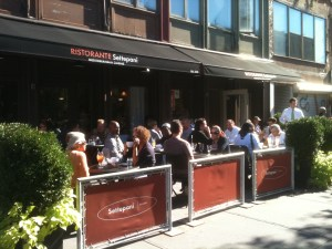 Pizza plans a possibility for Harlem's Settepani