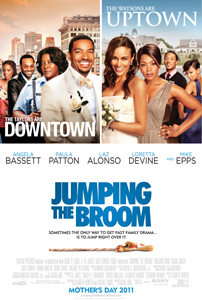 Another screening of Jumping the Broom in Harlem
