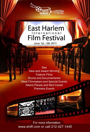First East Harlem International Film Festival starts June 1