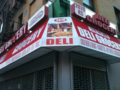 The evolution of a Harlem bodega
