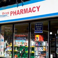 Drug Shoppe PHARMACY