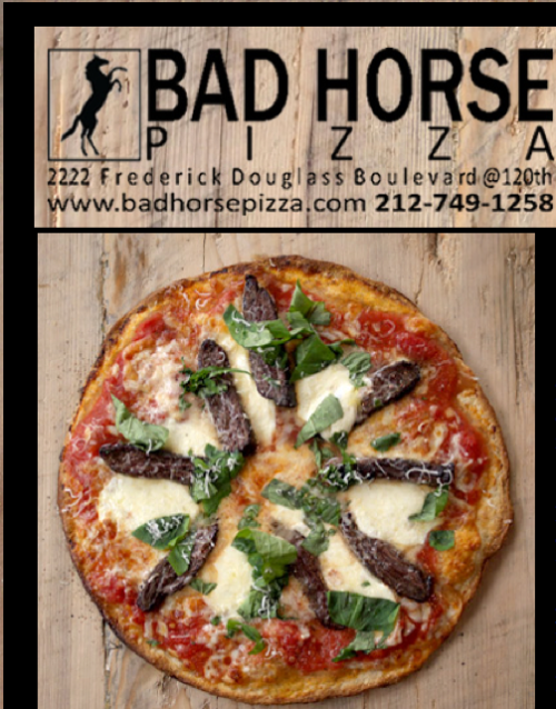 Bad Horse Pizza   Customers Calling