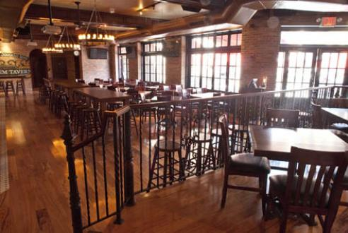 Harlem Tavern to open next week