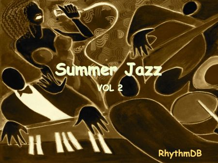 slide1 Summer Jazz Mix Vol. 2 mixed for HCL (HarlemCondoLife)