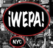 !WEPA! Latin/Brazilian Afro House Feast