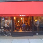Grand Opening of CEDRIC French Bistro – Bar in Harlem