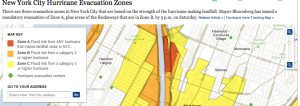 Hurricane Update:  Harlem Has A Flood Risk Zone.  Stay Informed SAFELY via Webcam