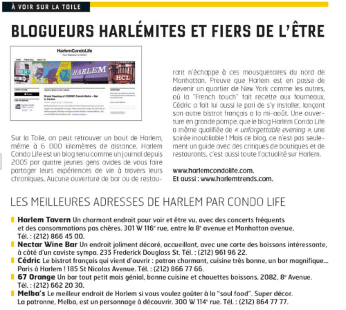 screen shot 2011 12 03 at 5 11 01 pm HarlemCondoLife In The News: A Nous Cities Magazine Special Travel Edition (12/2011)