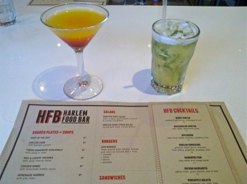 Harlem Food Bar   A New Hot Spot in Harlem
