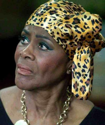 QUOTE:  Cicely Tyson