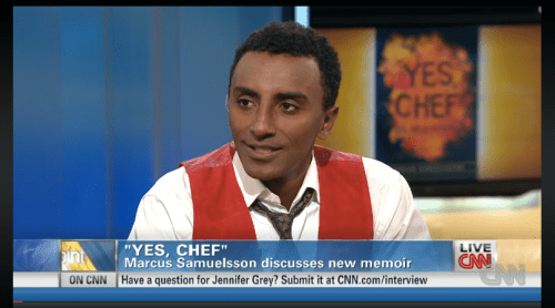 Chef Marcus Samuelsson on CNN