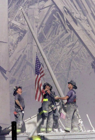 firemen QUOTE:  9/11/2001 Rudolph Giuliani 